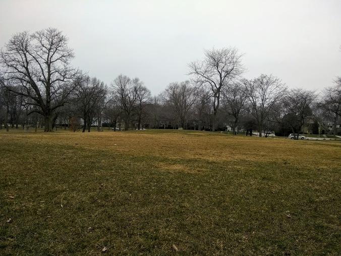 lake park mound
